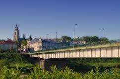 Πόλη Przemysl Στοκ φωτογραφία με δικαίωμα ελεύθερης χρήσης