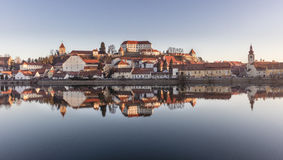Πόλη Ptuj στη Σλοβενία Στοκ Φωτογραφίες