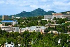Πόλη Pyatigorsk, ο βόρειος Καύκασος στοκ φωτογραφία με δικαίωμα ελεύθερης χρήσης