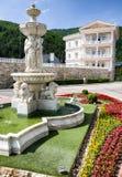 Πόλη Rajecke Teplice, Σλοβακία στοκ εικόνες με δικαίωμα ελεύθερης χρήσης