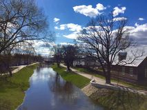 Πόλη Rezekne Στοκ Εικόνες