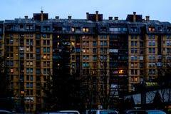 Πόλη Scape Στοκ Εικόνα