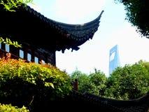 Πόλη Shangai Στοκ Φωτογραφίες