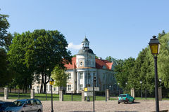 Πόλη Siauliai στη Λιθουανία Στοκ Εικόνες