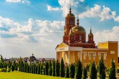 Πόλη Stroitel, περιοχή Belgorod Ρωσία Στοκ φωτογραφία με δικαίωμα ελεύθερης χρήσης