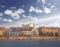 Πόλη Szczecin (Stettin). στοκ φωτογραφίες με δικαίωμα ελεύθερης χρήσης