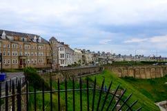 Πόλη Tynemouth Στοκ Φωτογραφία