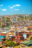 Πόλη Valparaiso, Χιλή στοκ εικόνες