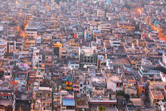 Πόλη Vijayawada Στοκ εικόνα με δικαίωμα ελεύθερης χρήσης