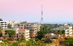 Πόλη Visakhapatnam στην ΙΝΔΙΑ στοκ εικόνες με δικαίωμα ελεύθερης χρήσης