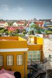 Πόλη Willemstad στο Κουρασάο στοκ φωτογραφία με δικαίωμα ελεύθερης χρήσης