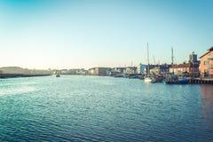 Πόλη Wivenhoe Στοκ Φωτογραφίες