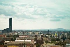 Πόλη Wroclaw, Πολωνία Στοκ εικόνες με δικαίωμα ελεύθερης χρήσης