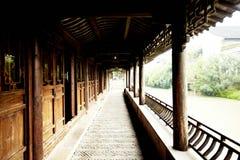Πόλη Wuzhen Στοκ Φωτογραφίες