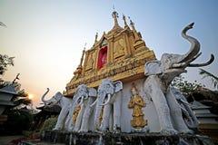 Πόλη YUN Meng Lianna στο βουδιστικό ναό Στοκ φωτογραφία με δικαίωμα ελεύθερης χρήσης