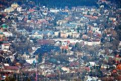 Πόλη Zakopane Στοκ φωτογραφία με δικαίωμα ελεύθερης χρήσης