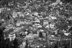 Πόλη Zakopane Στοκ εικόνες με δικαίωμα ελεύθερης χρήσης