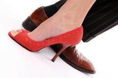 πόδια γυναικών ανδρών στοκ φωτογραφίες με δικαίωμα ελεύθερης χρήσης