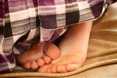 πόδια μωρών λίγα Στοκ εικόνες με δικαίωμα ελεύθερης χρήσης