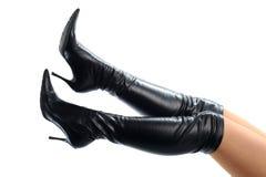 πόδια προκλητικά Στοκ εικόνα με δικαίωμα ελεύθερης χρήσης