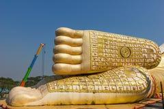 Πόδια του Βούδα Στοκ Φωτογραφίες