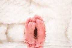 Πόδια ` s μωρών Στοκ εικόνες με δικαίωμα ελεύθερης χρήσης