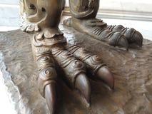 Πόδι του πουλιού Στοκ Εικόνες
