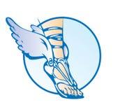 πόδι απεικόνιση αποθεμάτων