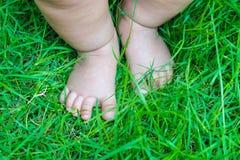 πόδι s μωρών Στοκ Εικόνες