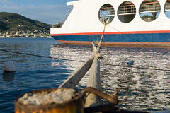 Πόλος 3 σιδήρου Στοκ εικόνες με δικαίωμα ελεύθερης χρήσης