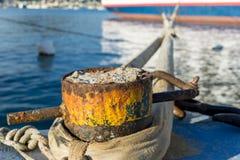 Πόλος 2 σιδήρου Στοκ φωτογραφία με δικαίωμα ελεύθερης χρήσης