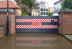 πύλες πλημμυρών στοκ φωτογραφία με δικαίωμα ελεύθερης χρήσης