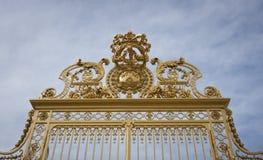 πύλες χρυσές Στοκ φωτογραφία με δικαίωμα ελεύθερης χρήσης