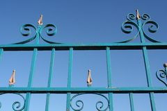 πύλες Στοκ Φωτογραφίες