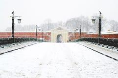 πύλες John s γεφυρών Στοκ Εικόνες