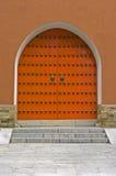 πύλη Ασιάτης Στοκ φωτογραφία με δικαίωμα ελεύθερης χρήσης