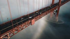 πύλη γεφυρών χρυσή Στοκ Εικόνες