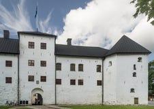 Πύλη εισόδων στο Castle, Τουρκού, Φινλανδία στοκ φωτογραφίες με δικαίωμα ελεύθερης χρήσης