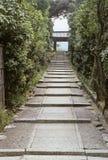 πύλη ιαπωνικά Στοκ Εικόνες
