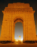 πύλη Ινδία του Δελχί νέα Στοκ Εικόνες