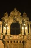 πύλη κάστρων της Βουδαπέστ Στοκ φωτογραφία με δικαίωμα ελεύθερης χρήσης