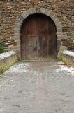 πύλη κάστρων Στοκ Εικόνες