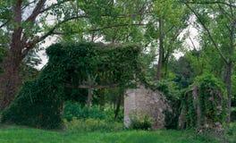 πύλη κήπων παλαιά στοκ φωτογραφία