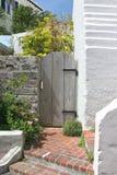 πύλη κήπων τροπική στοκ φωτογραφία με δικαίωμα ελεύθερης χρήσης