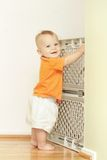 πύλη μωρών Στοκ εικόνες με δικαίωμα ελεύθερης χρήσης