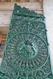 πύλη Ουέλλινγκτον λεπτομέρειας αψίδων Στοκ Εικόνες