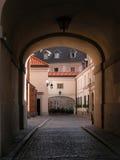 πύλη παλαιά Βαρσοβία πόλεων Στοκ φωτογραφία με δικαίωμα ελεύθερης χρήσης