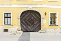 πύλη παλαιά στοκ φωτογραφία