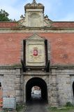 Πύλη πόλεων της Λίλλης, Γαλλία Στοκ φωτογραφίες με δικαίωμα ελεύθερης χρήσης