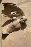 πύλη Ρώμη λεπτομέρειας αγγέλου Στοκ Φωτογραφίες
